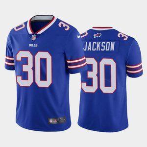 Buffalo Bills Dane Jackson Royal Jersey